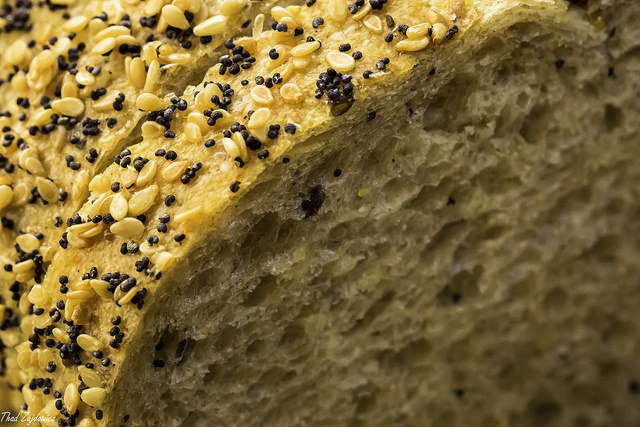 Craft Loaves of Focaccia and Parker House Rolls at The Art of Baking Bread on January 25th