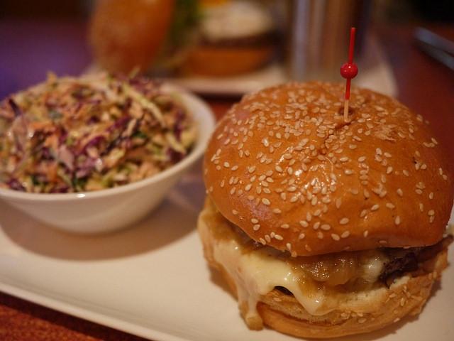 Grab a Burger or Pub Fare at Red Brick Station Restaurant & Brew Pub
