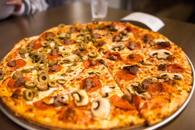 Customize Your Own Personal Pie at Pie Five Pizza Co.