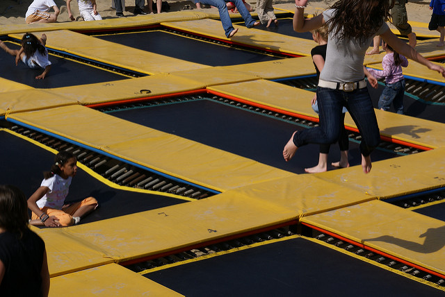 Have Some High Flying Fun at Urban Air Trampoline Park