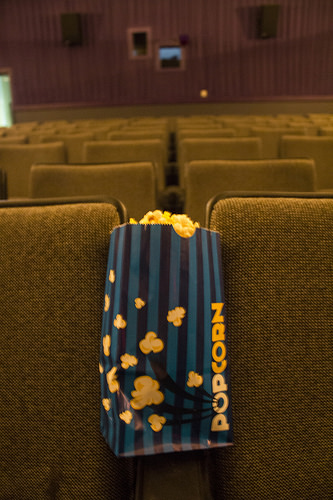 TGIF, Arbors at Baltimore Crossroads! Ring In the Weekend With a Movie at the AMC Loews White Marsh 16