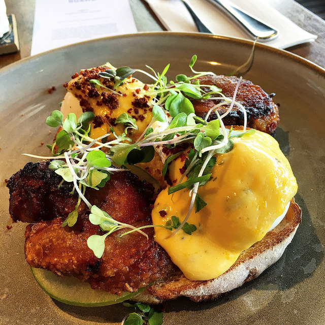 Dig Into Brunch Any Time of Day at the Iron Rooster