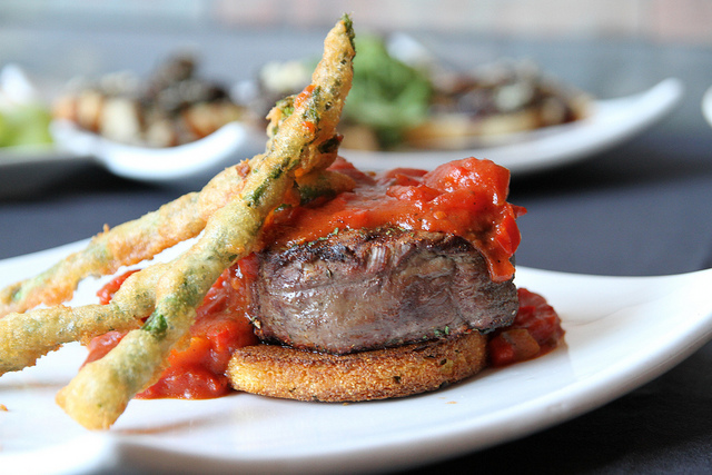 Find Upscale Brunch and Happy Hour Offerings at Lib's Grill