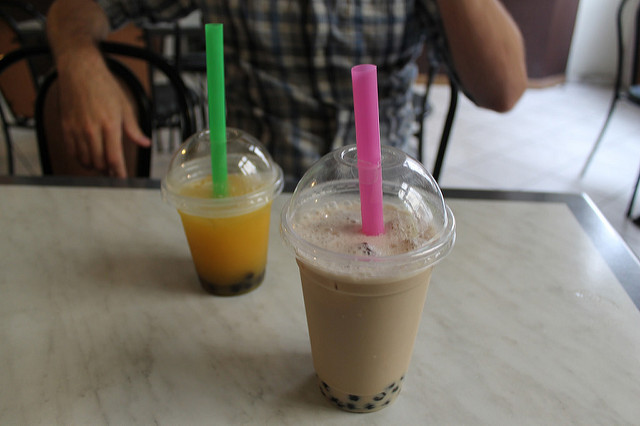 Build Your Own Bubble Tea at ChaTime White Marsh