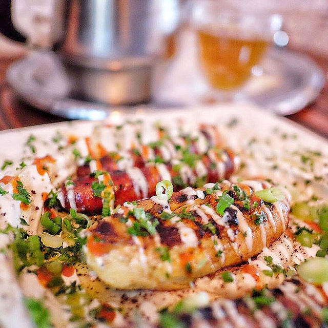 Contemporary Mediterranean Cuisine Makes for a Healthy Meal at Cafe Fili