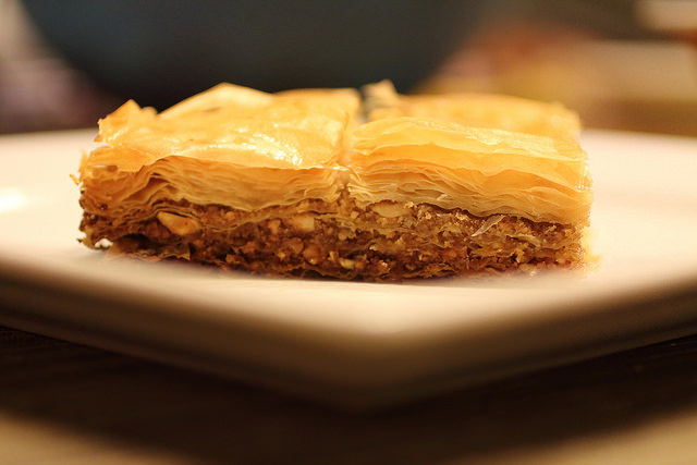 Experience Greek Baked Goods at Yia Yia's Bakery