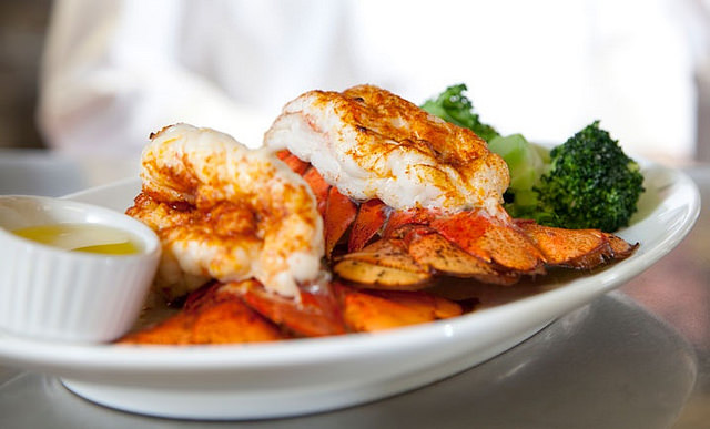 Enjoy Seafood With Waterfront Views at Carson's Creekside Restaurant & Lounge