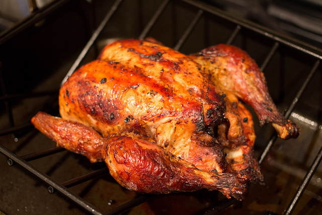 Check Out the Juicy Chicken at Mama Rosa Rotisserie & Grill, a Favorite in Filipino Cuisine Near Arbors at Baltimore Crossroads