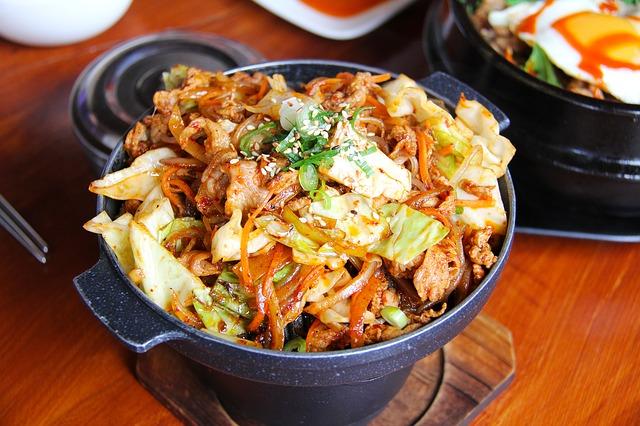 Create Your Own Bibimbap at Brown Rice Korean Grill
