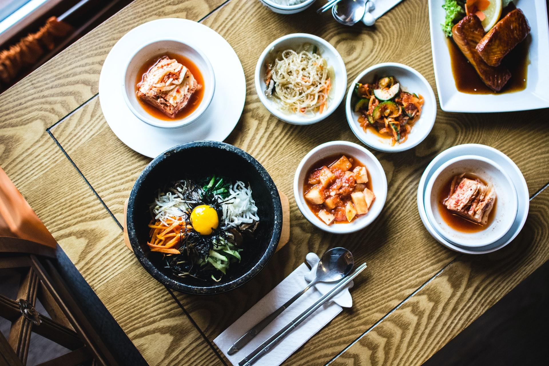 Don't Miss the Bibimbap at Moms Korean BBQ